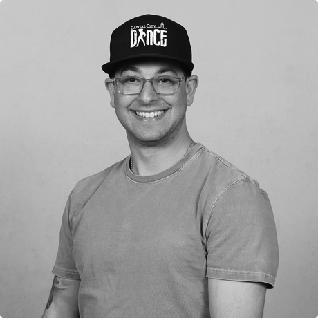 Gabe Wolinsky, co-owner of capital city dance