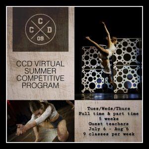 Summer Competitive Program