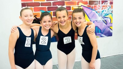 young dancers at capital city dance